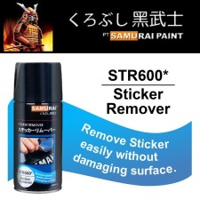 SAMURAI SPRAY STICKER REMOVER / GUM REMOVER (300ML)