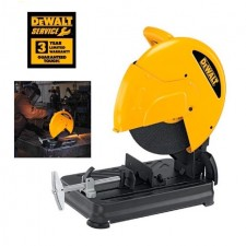 DEWALT 2200W 355MM ABRASIVE CHOP SAW / CUT OFF MACHINE