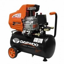 DAEWOO 2HP 50L AIR COMPRESSOR