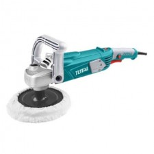 "TOTAL 1400W INDUSTRIAL ELECTRIC ANGLE POLISHER 7""-180MM"