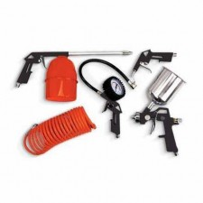 DAEWOO 5PCS PNEUMATIC AIR TOOL KIT (MADE IN KOREA)