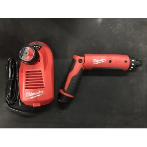 MILWAUKEE 2-SPEED SCREW DRIVER