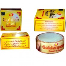 Golden Pearl Beauty Cream Whitening Anti Ageing Sports Pimples Remove
