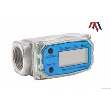 "1"" 10-120L/Min Oil Electronic Turbine Water Flow Meter"