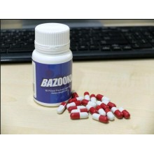 BAZOOKA PILLS-Original 60 capsule Enlargement- Made In New Zealand